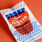 Proef Eetbaar Utrecht - Poster