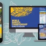 Branding World Barista Championship - See more here